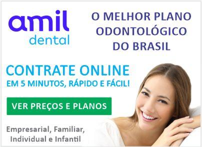 Amil Dental - Plano Odontológico Amil